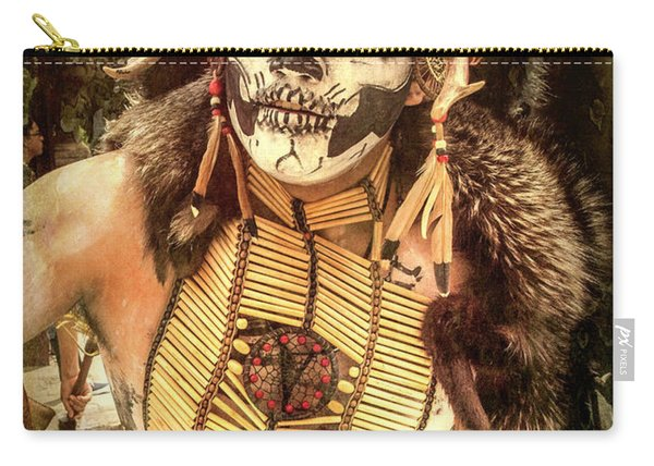 The Face Carry-all Pouch