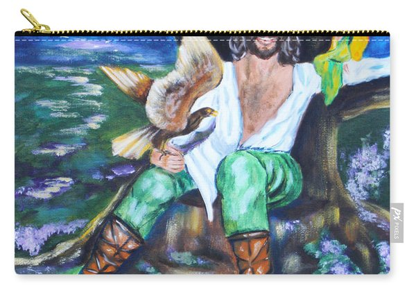 The Faery King Carry-all Pouch