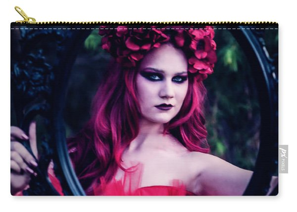The Fairest Of Them All Carry-all Pouch
