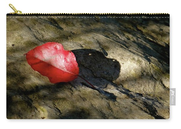 The Fallen Leaf Carry-all Pouch