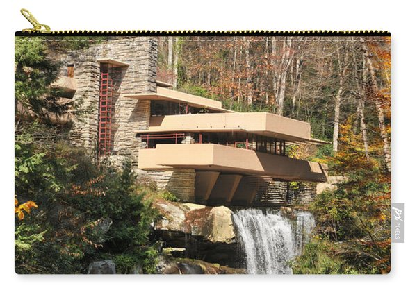 The Fallingwater Carry-all Pouch