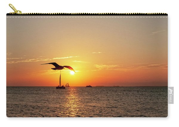 The Famous Key West Sunset  Carry-all Pouch