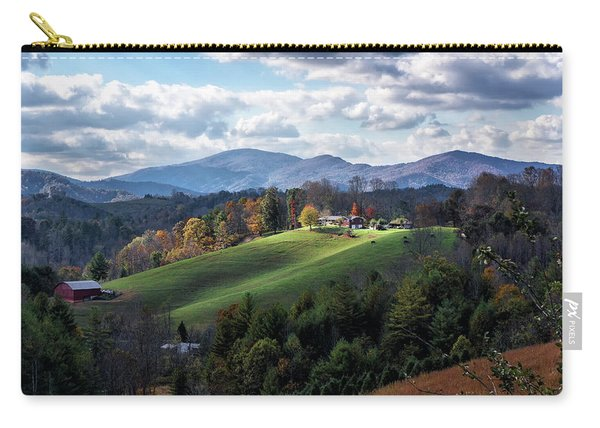 The Farm On The Hill Carry-all Pouch