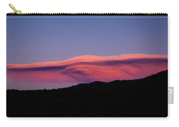 Carry-all Pouch featuring the photograph The Ferengi Cloud by Jason Coward