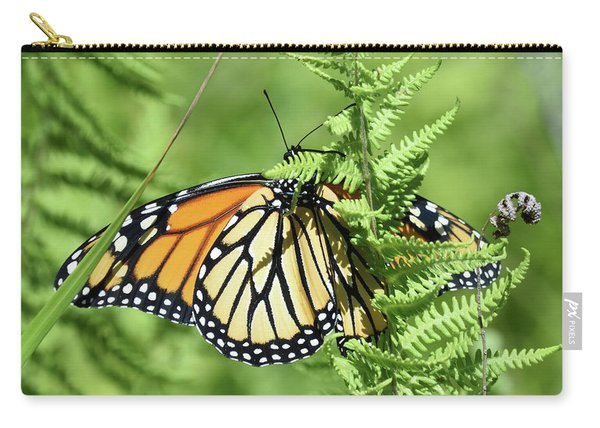 The Fern Carry-all Pouch