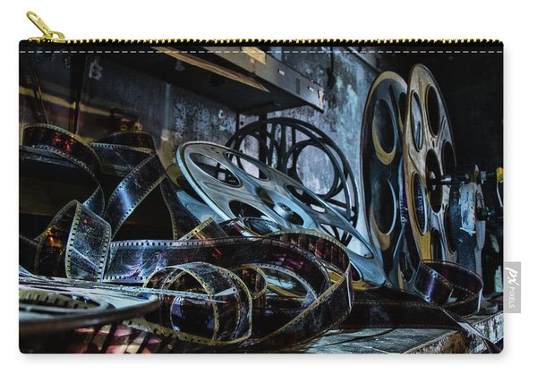 The Film Room Carry-all Pouch