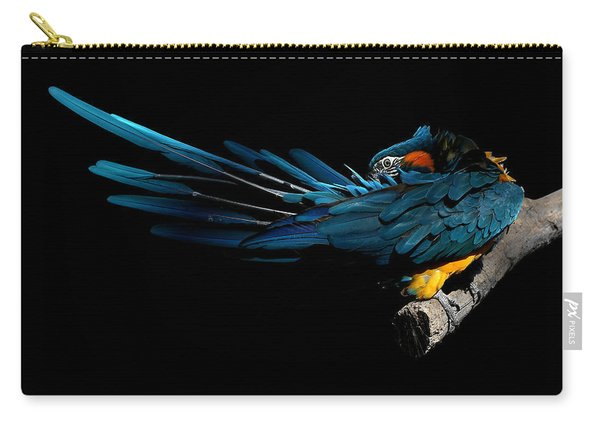 The Fine Art Of Preening Carry-all Pouch