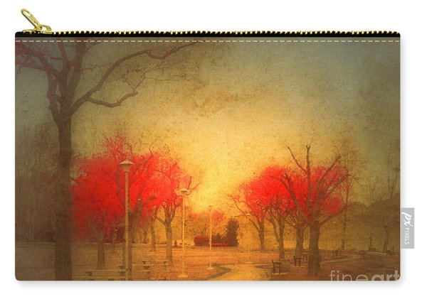The Fire Trees Carry-all Pouch