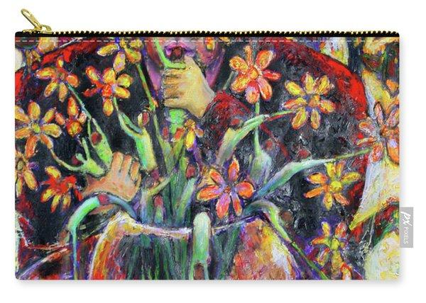 The Flower Arranger Carry-all Pouch