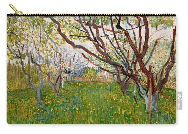 The Flowering Orchard, 1888 Carry-all Pouch