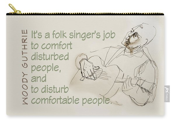 The Folksinger's Job Carry-all Pouch