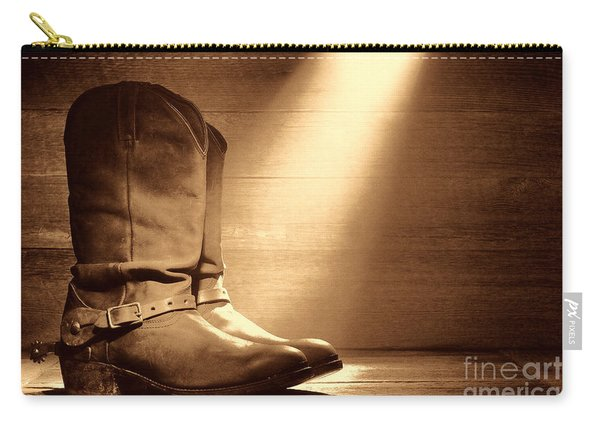 The Found Boots Carry-all Pouch