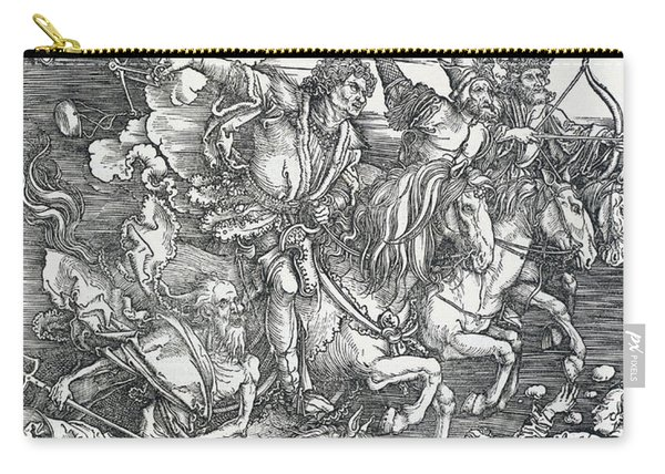 The Four Horsemen Carry-all Pouch