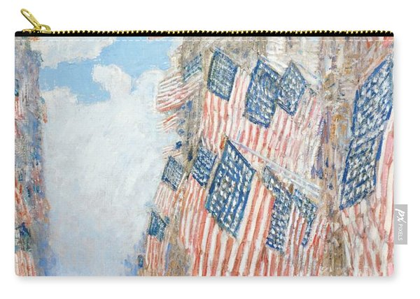 The Fourth Of July Carry-all Pouch