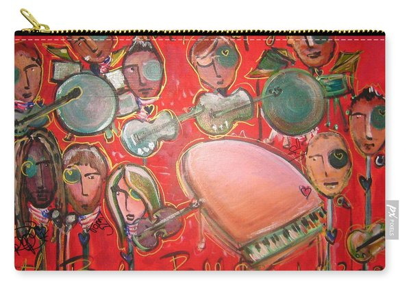 The Fray And The Flobots Carry-all Pouch
