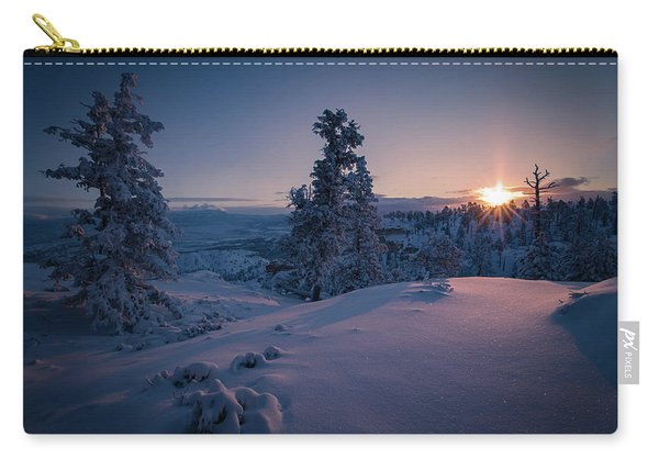 The Frozen Dance Carry-all Pouch