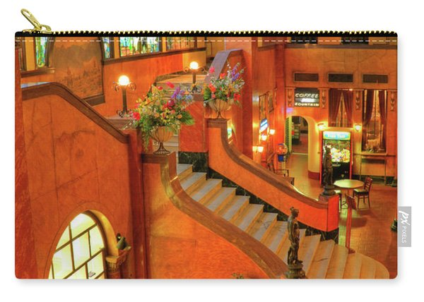 The Gadsden Hotel In Douglas Arizona Carry-all Pouch