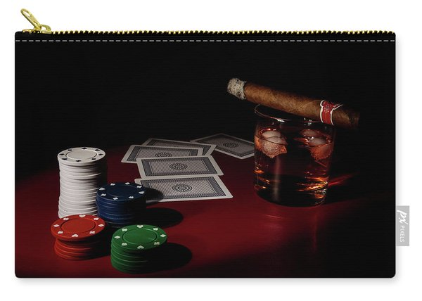 The Gambler Carry-all Pouch
