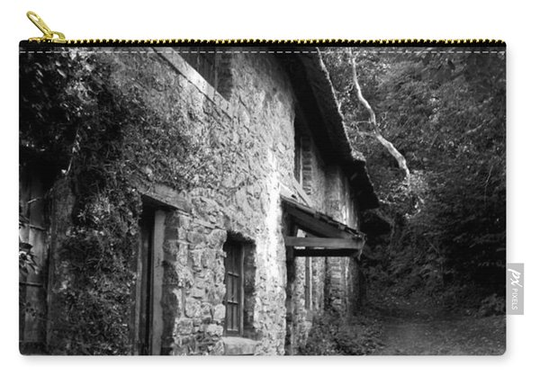 Carry-all Pouch featuring the photograph The Game Keepers Cottage by Michael Hope