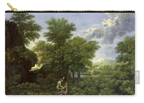 The Garden Of Eden Carry-all Pouch