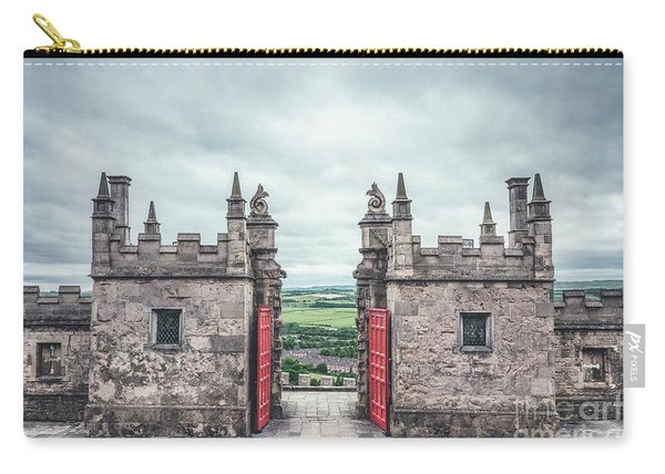 The Gate Of Evermore Carry-all Pouch