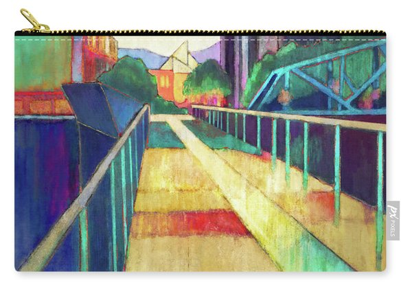 The Glass Bridge Carry-all Pouch