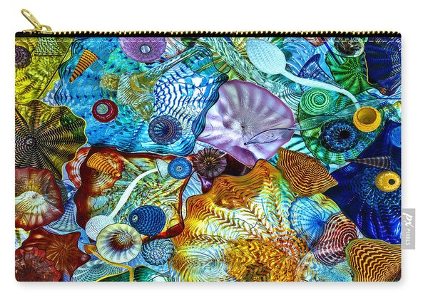The Glass Ceiling Carry-all Pouch