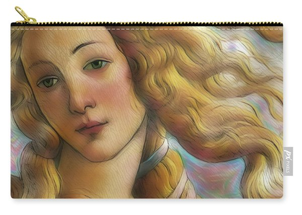 The Goddess Venus Carry-all Pouch