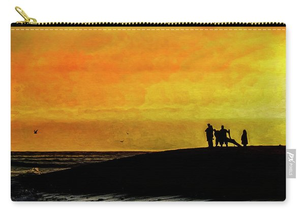 The Golden Hour II Carry-all Pouch