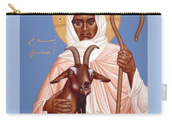 The Good Shepherd - Rlgos Carry-all Pouch