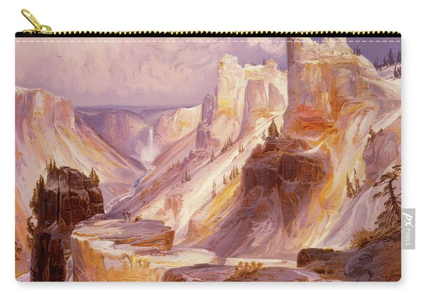 The Grand Canyon, Yellowstone Carry-all Pouch