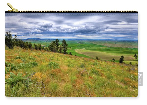 The Grasses Of Kamiak Butte Carry-all Pouch