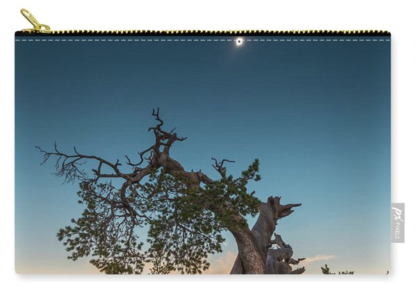 The Great American Eclipse On August 21 2017 Carry-all Pouch