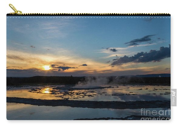 The Great Fountain Geyser Carry-all Pouch
