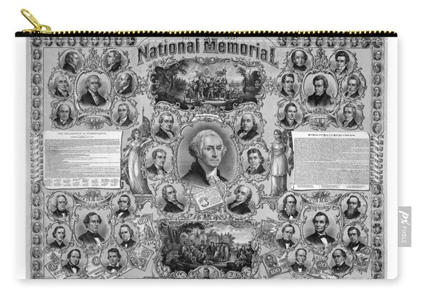 The Great National Memorial Carry-all Pouch
