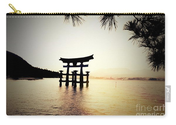 The Great Torii  Carry-all Pouch