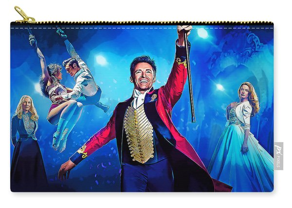 The Greatest Showman Barnum Carry-all Pouch
