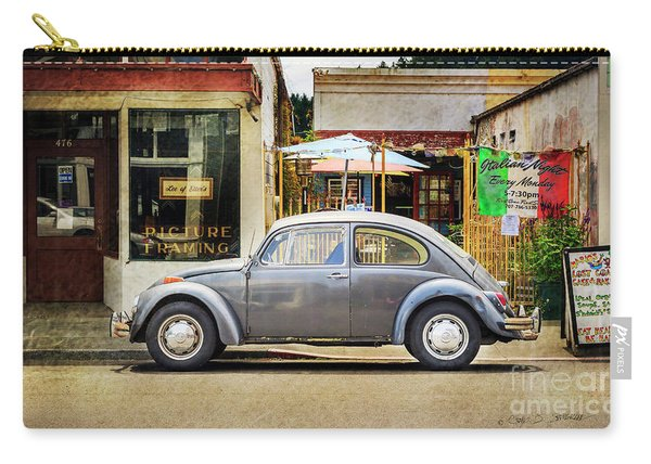 The Grey Beetle Carry-all Pouch