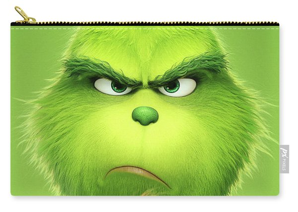 The Grinch 2018 A Carry-all Pouch
