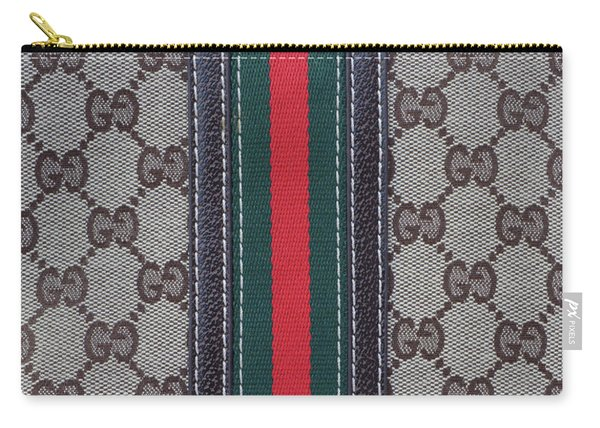 The Gucci Monograms Carry-all Pouch