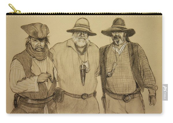 The Halloweeners Carry-all Pouch