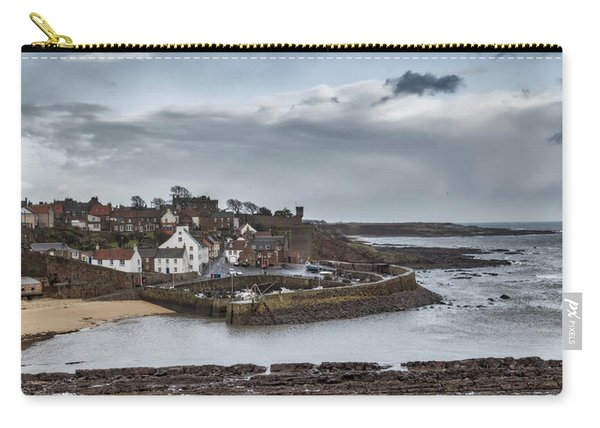 The Harbour Of Crail Carry-all Pouch