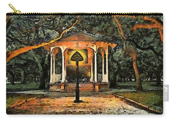 The Haunted Gazebo Carry-all Pouch
