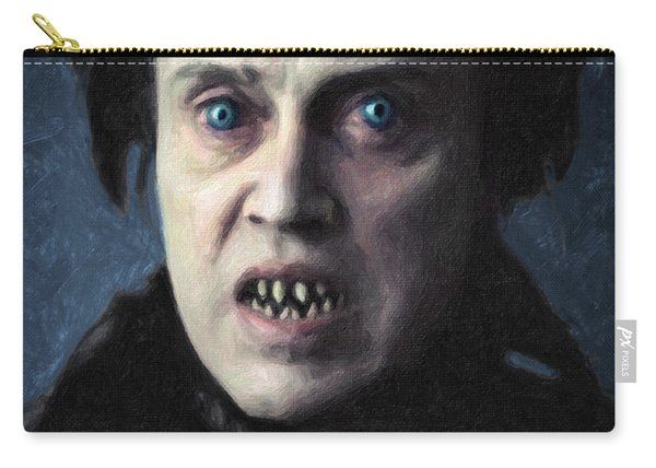 The Headless Horseman Carry-all Pouch