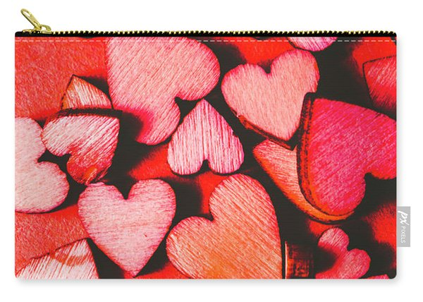 The Heart Of Decor Carry-all Pouch