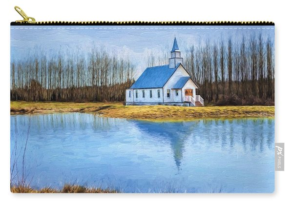 The Heart Of It All - Landscape Art Carry-all Pouch