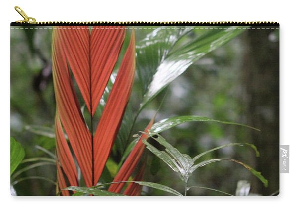 The Heart Of The Amazon Carry-all Pouch