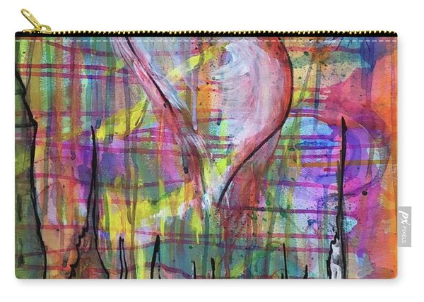 The Heart Of The City Carry-all Pouch