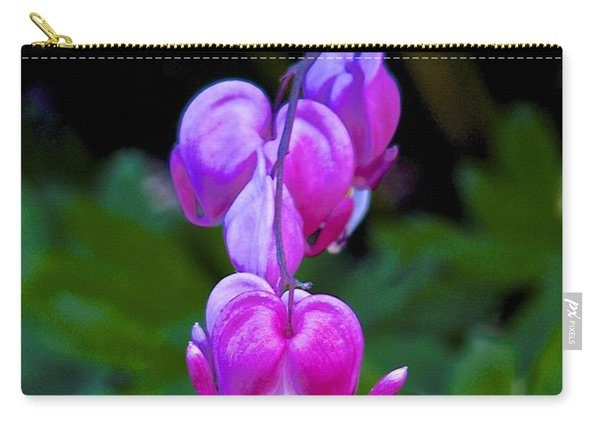 The Heart That Bleeds Carry-all Pouch