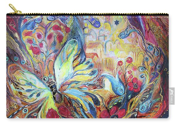 The Hills Of Safed Carry-all Pouch